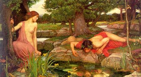 narcisse, Waterhouse