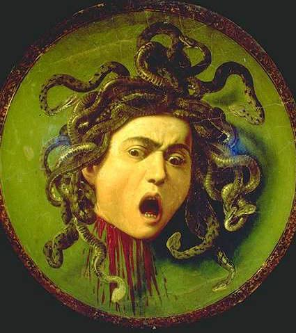 meduse-caravaggio